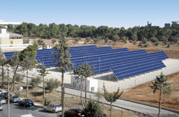 Economic Growth Compatibly through Solar, Jordan